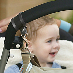 Grips Stroller Attachments Jj Cole Collections